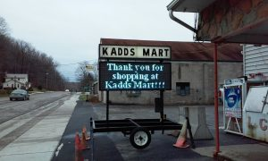 Portable and Rental Signs for WNY